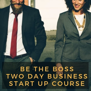 BE THE BOSS Course