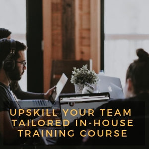 In-house marketing training