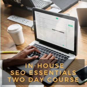SEO Training In-house