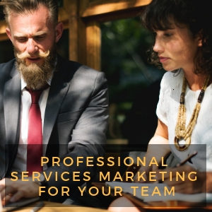 Professional Services Marketing Training